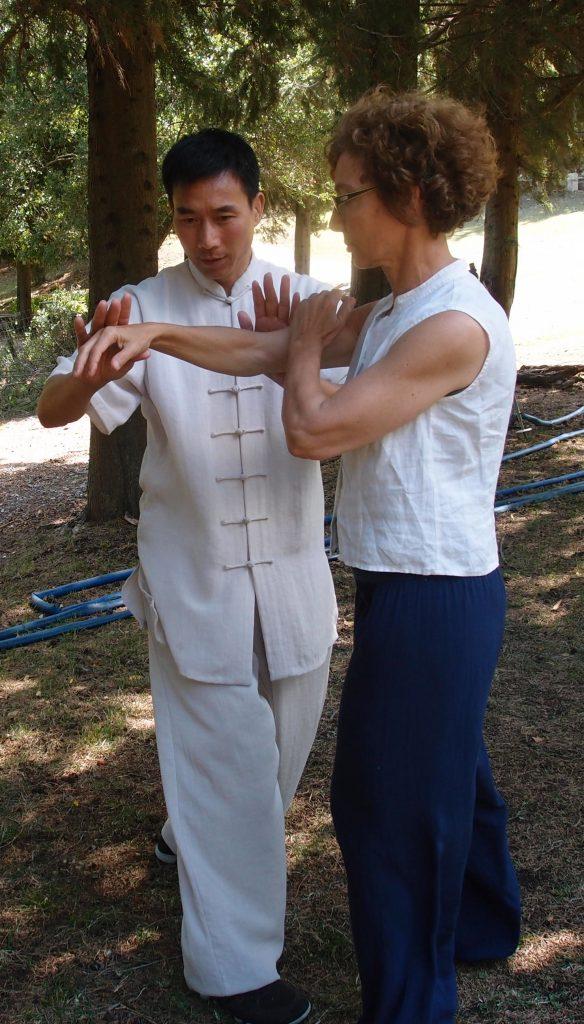 Master Chen Bing Athens 2016